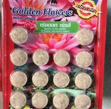 X14 Tab Lotus Water Lily Food Aquatic Pond Plant Fertilizer Boosts Color Growth