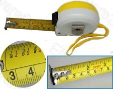 Measuring Tape Metric & Easy Read Imperial Fractions Inch 7.5M (6840048)