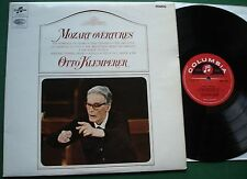 Mozart Overtures inc The Marriage of Figaro + Otto Klemperer 33CX 1948 LP