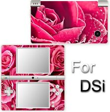 ROSE BEAUTIFUL ARTS SKIN COVER STICKER for Nintendo DSi