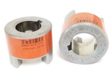 "Lot Of 2 New Lovejoy L-100 Couplings 1.375"" Bore, L100 Hub 1 3/8 Kw, 68514411522"