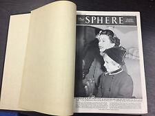 RARE: The Sphere (Bound) Vol. Jan-June 1955