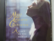 MARY CHAPIN CARPENTER * A Place In The World * NM (CD)