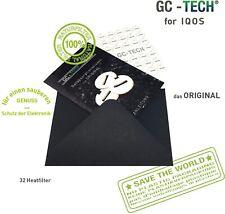 GC Tech® Original Heatfilter für IQOS Holder 3 2.4 Plus Duo Ölabsorptionskissen
