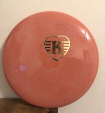 Kastaplast K1 Valentines Svea   174g   New   Mid Range   Disc Golf   Pink   New