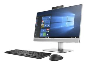 NEW HP EliteOne 800 G5 All-in-One i5-9 16GB RAM 256GB SSD extended waranty 2023