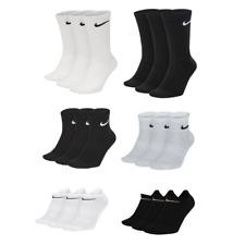 Nike Lightweight Socken Sneaker Quarter Sport 3/6/9/12/18 Paar in S M L XL *NEU*