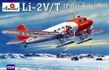 Amodel 1/72 Lisunov Li-2V/T (Polar Aviation) # 72234