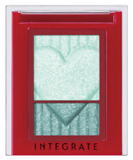 [SHISEIDO INTEGRATE]Wide Look Eyes Duo Shades Eyeshadow 2.5g (BL221) Limited NEW