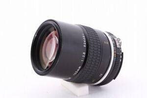 Nikon 135mm F2.8 Ai MF Telephoto Lens #EL7085