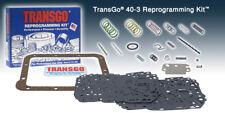 Ford C4 Transgo Reprogramming Kit 40-3