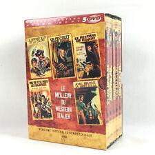 Le Meilleur du Western italien Coffret 5 DVD Un pistolet pour Ringo Le Retour De