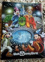 New Sealed Walt Disney World 2014 Photo Album 300 4 x 6 Photos 50 Pages 4 CDS