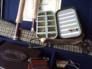 Fishing fly box ,fly fishing flies, vintage fly fishing box, tackle box, fly box