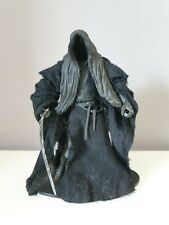 Lord of the Rings - Ringwraith action figure and display stand - Toybiz