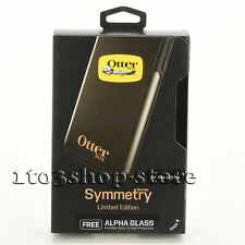 OtterBox Alpha Glass + SYMMETRY Hard Shell Case for iPhone 6 & iPhone 6s Black