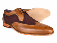 Brogues Shoes Gucinari Leather Upper for Men
