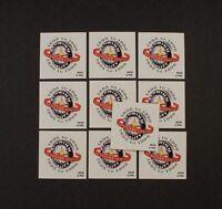 Schwinn Second Century Stickers Set of 10 New lot
