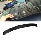 Carbon Fiber Rear Roof Spoiler Wing For Mercedes Benz S-class W221 S63 Amg 07-12