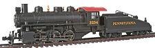 gauge H0 - Steam Locomotive 0-6-0 Pennsylvania with Smoke - 50615 Neu