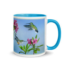 Hummingbirds Mug Hummingbird Cup Nature Birdlover Birdwatching Bird Art Wildlife