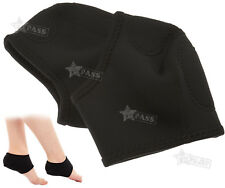 Neoprene Ankle Brace Support Pad Guard Achilles Sports Strap Foot 6-9 Sizes