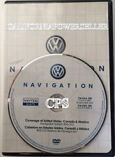 2011 Update 2009 2010 VW CC GTI Jetta Passat Touareg RNS-510 Navigation DVD Map