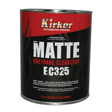 Kirker Matte Urethane Clearcoat EC325  **Made in the USA**
