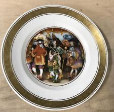 "Royal Copenhagen Hans Christian Andersen Plates ""The Emperor'S New Clothes"" 1975"