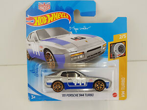 Car Mattel Hot Wheels GRY56 Hw Turbo - '89 Porsche 944 Turbo