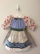 Matilda Jane Favortie Things Peasent Top Sz. 24months