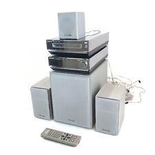 Panasonic DVD/CD Reproductor SL-DT100/sistemas de control del receptor de sonido envolvente SA-DT100 Av