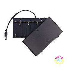 Adjunto la caja de batería (8XAA) - 12V Portátil Power Pack