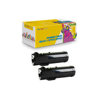 Compatible Black 106R2720 Fits Phaser 3610 3610n Toner High Yield 2PK For Xerox