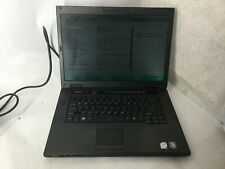 "Dell Vostro 1510 Intel Core 2 Duo 1.8GHz 2gb RAM 15.4"" Laptop -CZ"