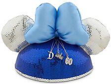 Disneyland 60th Diamond Celebration Minnie Mouse Icon Disney Adult Ears Hat