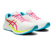 Asics Womens Gel-Excite 7 Running Shoes Trainers Sneakers White Sports