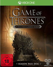 Game Of Thrones - A Telltale Games Series (Microsoft Xbox One, 2015, DVD-Box)