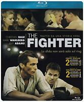 THE FIGHTER - STEELBOOK EDITION (BLU-RAY) con Christian Bale, Mark Wahlberg