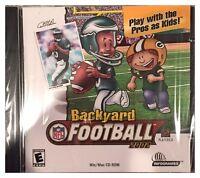 Backyard Football 2002 Pc Mac New XP