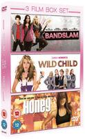 Bandslam/Wild Child/Honey DVD (2010) Vanessa Hudgens, Graff (DIR) cert 12 3