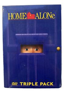 Home Alone Dvd Triple Pack 1 2 3 Region 4 Pal Christmas  Box set