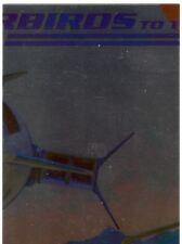 Thunderbirds Are Go The Movie Thunderbirds To The Rescue Chase Card TB5