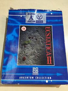 ECSTATICA 2 PC CD ROM game Argentum version