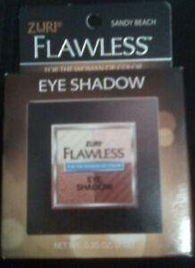Zuri Flawless Eye Shadow Pallette Brown Beige Sandy Beach Color Scheme 6971ZF