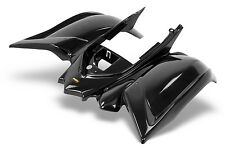 NEW YAMAHA RAPTOR 700 06 - 16 BLACK PLASTIC REAR FENDER PLASTICS