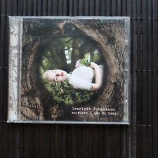 SCARLETT JOHANSSON - ANYWHERE I LAY MY HEAD - CD