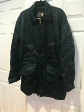 Spiewak Titan Jacket Navy Blue Size 38 Men's Coat
