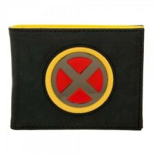Marvel X-Men Logo Officially Licensed Bi-Fold Wallet
