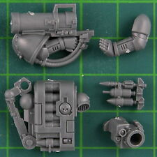 Space Marines Tactical Troop Rocket Launcher Warhammer 40K Bitz 9727